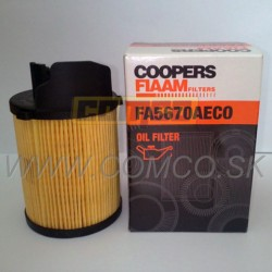 Olejový filter FIAAM FA5670AECO