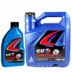 Elf COMPETITION STI SAE 10W-40 5L