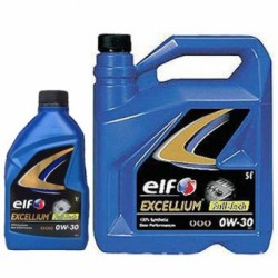 Elf EXCELLIUM FULL-TECH SAE 0W-30 5L