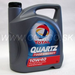 Total QUARTZ 7000 Energy 10W-40 5L