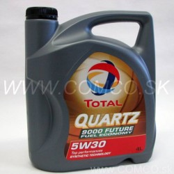 Total QUARTZ 9000 Future 5W-30 4L