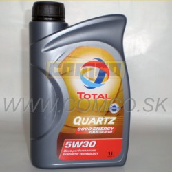 Total QUARTZ 9000 Energy HKS G310 5W-30 1L