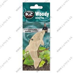 K2 Woody Dolphin Green Tea