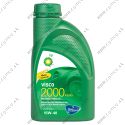 BP Visco 2000 A3/B3 15W-40 1L