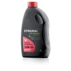 DYNAMAX MOTOFORCE 4T SUPER 10W-50 1L