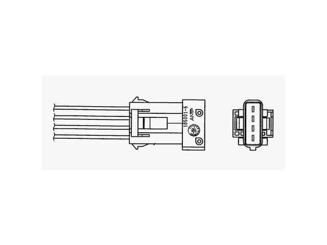 NGK 1852 Sonde lambda