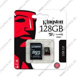 SD karta s SD adaptérom SD CARD 128GB