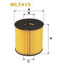 Olejový filter WIX FILTERS WL7413